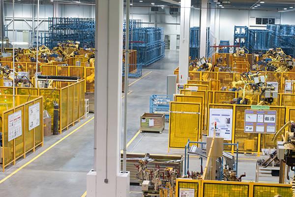 פתרונות אריזה למפעלי ייצור