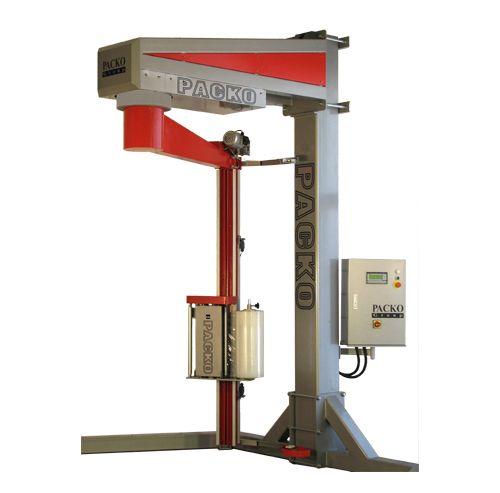 מכונת עטיפה חצי אוטומטית מסוג זרוע מסתובבת